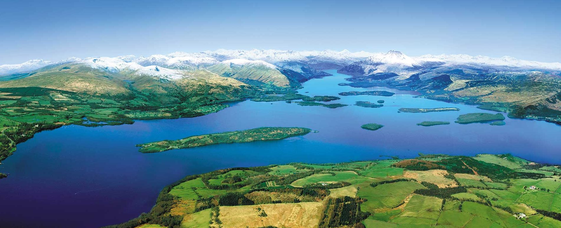 Loch lomond the big canoe funding neuro for The big canoe