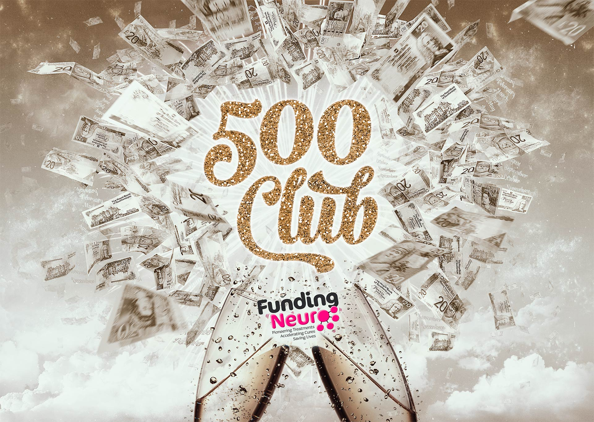 Did you win our Club 500 Lottery?