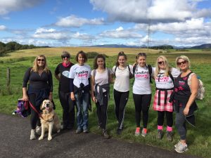 Funding Neuro West Highland Way 2017